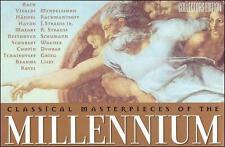 CLASSICAL MASTERPIECES OF THE MILLENIUM 1999 20 CD BOX SET Collectors  Edition