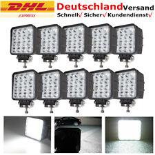 10x 48W LED work light Arbeitsscheinwerfer Offroad Lampe 12V 24V for Tractor SUV