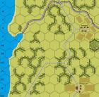Panzer Leader '74 Map Z - Jungle Coastline
