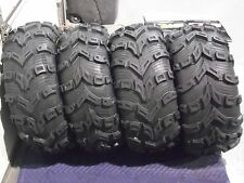 "25"" BEAR CLAW EVO ATV TIRES 25X8-12 , 25X10-12 FULL COMPLETE SET 4"