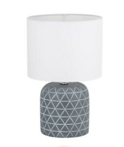 Geometric Inspred Base Pattern Newberry Table Lamp Stunning & Dynamic Your Room.