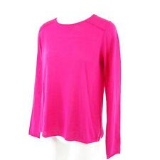 HMK Damen Pullover Evie 36 Pink Reine Schurwolle Weich Strick Wolle NP 179 NEU
