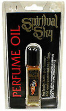 Spiritual Sky Scented Oil, 1/4 oz Bottle: SANDALWOOD (Perfume, Body Oils)