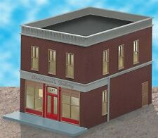 LIONEL 6-34124 ANASTASIA'S BAKERY SHOP 2-STORY TRAIN BUILDING ACCESSORY O GAUGE