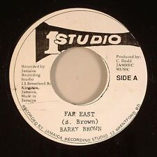 BARRY BROWN - FAR EAST (STUDIO 1) 1978