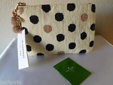 New Kate Spade - On Purpose Beaded Clutch Minaudiere Bag