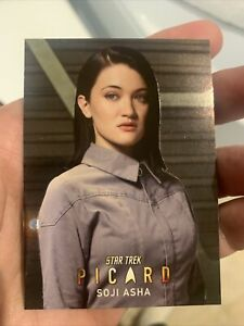 Rittenhouse Star Trek Picard S1 CP2 Soji Asha Card Cast of Picard