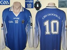 Player Issue Jersey Shirt Longsleeve CBS AONACH GAA Azzurri #10 Home Classic