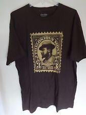 Vintage Thelonious Monk Rapper Hip Hop Tour Graphic Printed T-Shirt Men Large