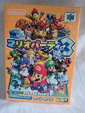 Mario Party 3 for Nintendo 64 [NTSC-J]