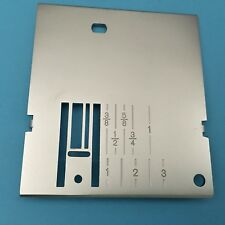 Needle Plate For Pfaff Sewing Machines Select, Tipmatic, Expression, Tiptronic,