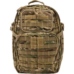 5.11 Tactical Rush 24 Day Backpack, MultiCam 56955