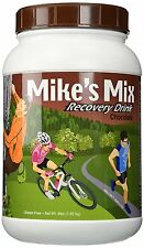 Mike's Mix Recovery Drink. Post-Workout Shake. 4lb Chocolate Flavor.