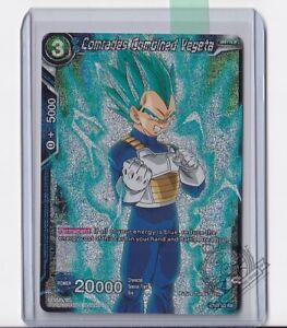 Comrades Combined Vegeta Foil EX01-02 EX Foil Dragon Ball Super Card Game