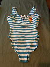 DISNEY Women's  Swimwear Size 7/8 Winnie The Pooh One-Piece Suit