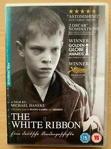 The White Ribbon DVD 2009 Michael Haneke German Mystery Cult Movie Classic