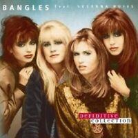 "SUSANNA BANGLES FEAT.SUSANNA HOFFS ""DEFINITIVE COLLECTION"" CD NEW"