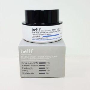 Belif The true cream Moisturizing bomb 50ml / 75ml / 100ml Korea cosmetic LGcare