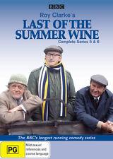 Last Of The Summer Wine : Series Season 5 - 6 DVD, 2009, 3-Disc Set R4