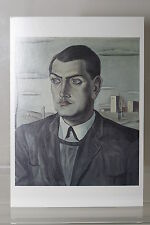 Salvador Dali: Retrato de Luis Bunuel,1924,  Kunst-Postkarte