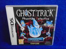 ds GHOST TRICK Phantom Detective Game Lite DSi 3DS Nintendo PAL UK REGION FREE