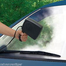 2in1 voiture portable Céramique Chauffage Refroidissement Sèche Heater FAN dégivreur DÉSEMBUAGE 12 V