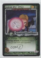 2002 Dragonball Z TCG: World Games #107 Android 18's Effect Gaming Card 2ic