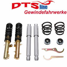 DTSline SX Gewindefahrwerk für VW Golf IV 4 1J Allrad, Limo, Variant Bj. 3/99-