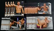 (42x) NATE DIAZ TOPPS UFC LOT * 2015 Chronicles / Champions / 2016 Knockout
