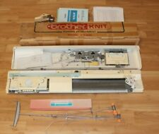 Brother Kh-950E Electronic Knitting Machine with Ribber and Garter Bar (Bundle)