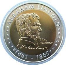 USA Medaille, Abraham Lincoln