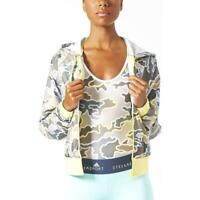 AZ7754 Adidas Women's Stella McCartney Stellasport Climaproof Jacket Size - L