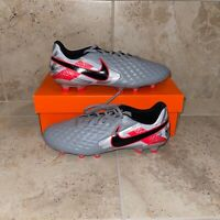 Nike Legend 8 Academy FG/MG Tiempo Soccer Cleats AT5292-906 Men's 6.5/Women's 8