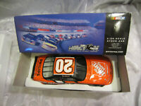 1:24 Scale Stock Car 2002 Tony Stewart #20 Home Depot #ed NASCAR Collectible