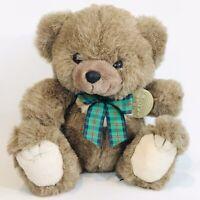 """1993 Toys R Us Teddy Bear Staffed Soft Classics  Geoffrey Inc Plush 12"""" Vintage"""