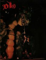 DIO 1985 SACRED HEART WORLD TOUR CONCERT PROGRAM BOOK BOOKLET / NMT 2 MINT