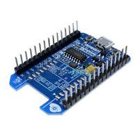 Adapter for NodeMcu Lua ESP8266 ESP-12E/F CH340G WIFI Internet Development Board