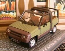 RENAULT RODEO 5 4 SAISONS TEILHOL 1983 UNIVERSAL HOBBIES M6 COLLECTIONS GREEN