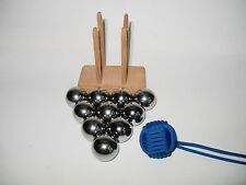 "1-1/8"" Monkey Fist Jig (MoFiJi) Speed pack with 10 balls"