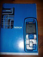 NOKIA 3100 GAMING BLUE EDITION UNICO ORIGINALE NUOVO + BATTERIA NUOVA ORIGINALE