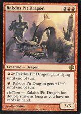 *escapade* ★★★★ RAKDOS PIT DRAGON  Dragon des fosses ★English NM ★ DUEL★DRAGON