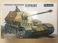 German Heavy Tank Destroyer ELEPHANT 1/76 Scale Fujimi Model kit