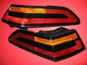 Chevy Volt 2011 - 2015 European Style Taillight Taillamp Set NEW OEM