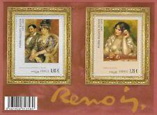 Feuillet F4406 - Pierre-Auguste Renoir - 2009