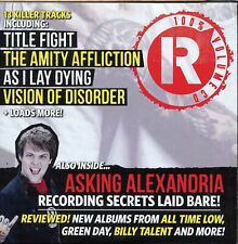 Rock Sound - Music With Attitude Magazine CD / Vol.166 - October 2012