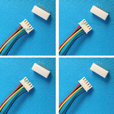 10SETS JST XH Connector 4S1P Balance Charger Silicone Cable Wire Adapter Plug