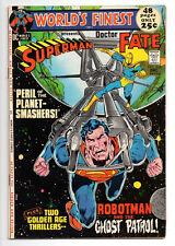 World's Finest Comics #208 (DC Comics, 1971) Must See!!