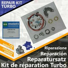 Repair Kit Turbo réparation DAF Industrial 8.3 220 160kw DHT825 465942 TA4503