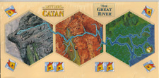 The Settlers of Catan: The Great River of Catan: 3rd Edition Expansion (New)
