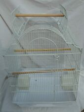 NEW MEDIUM 733 OPEN TOP ,PARROT AMAZONS COCKTELS  INDIAN RING NICK LOVEBIRD CAGE